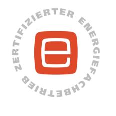 Zertifizierter Energiefachbetrieb